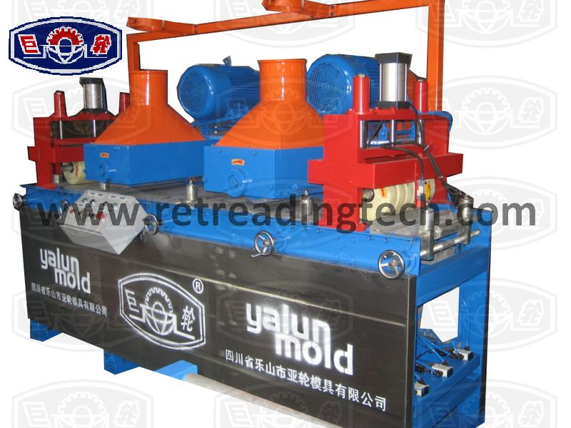 Pre-cured Tread Sanding Machine YLT-series