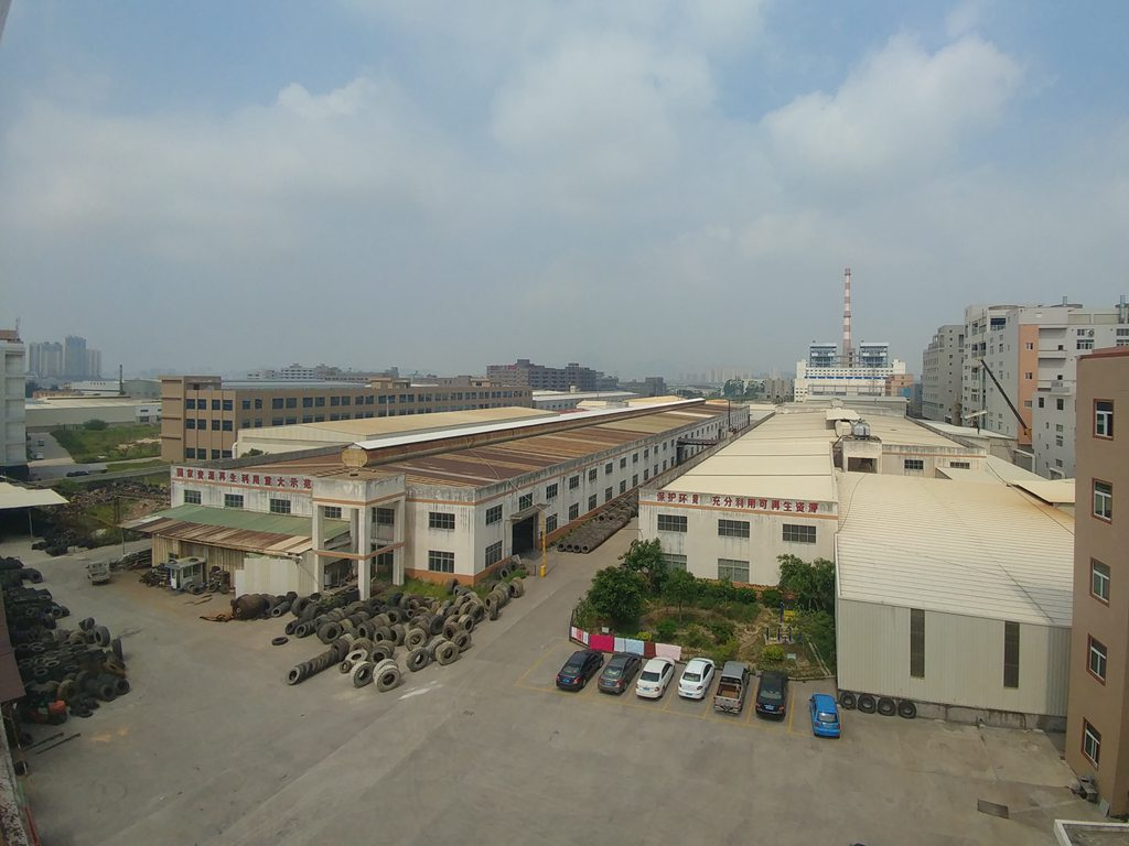 Dongfeng Rubber, one of the largest tire retreading company , tire retreading consumable material producer & waste tire utilization company in China
